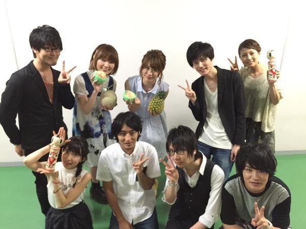 Les Shall Event of Death Parade - seiyuu shot ☆ ☆ (July 2015)