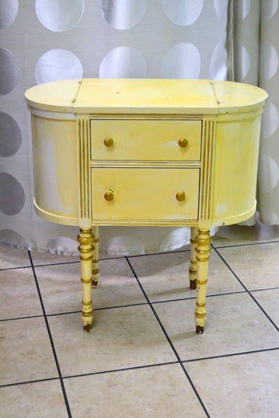 Martha Washington Sewing Cabinet by Knechtel Furniture