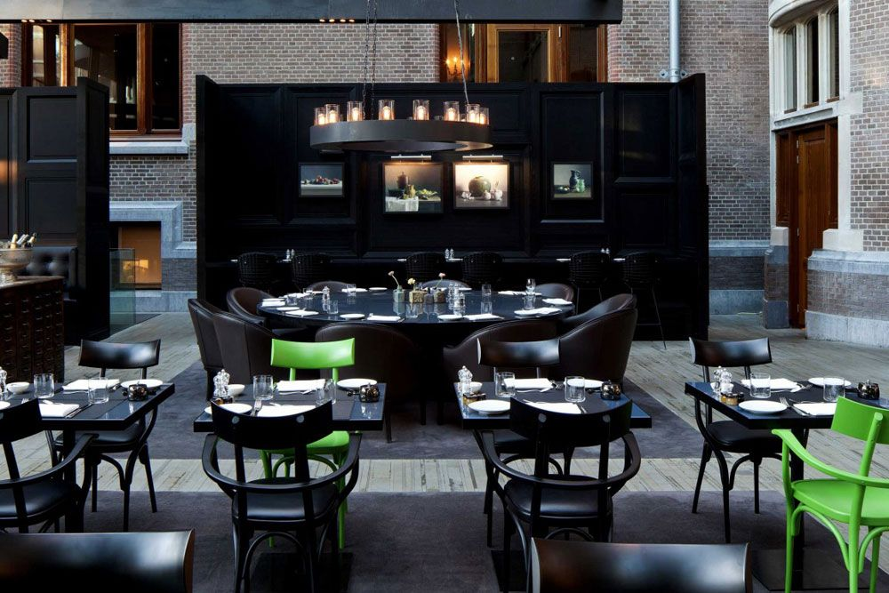 Conservatorium Hotel Luxury Design In Amsterdam Netherlands The Style Junkies