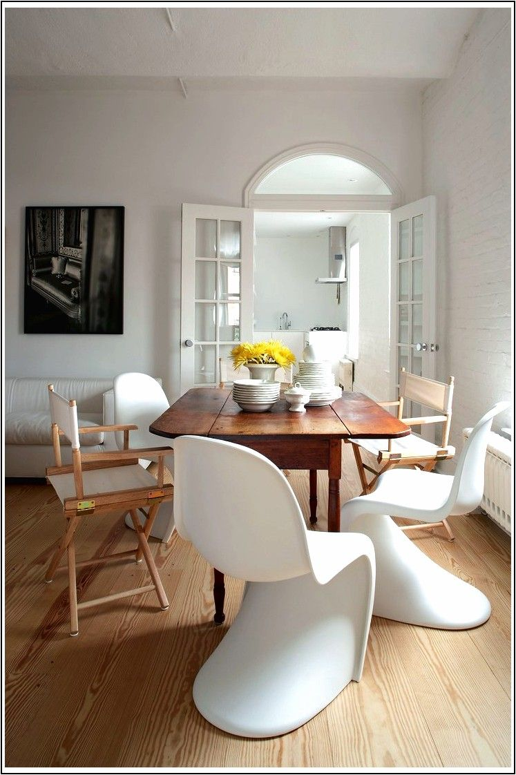 La sedia Panton è la definizione di classe e bellezza senza tempo