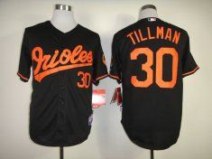 2014 NEW MLB Baltimore Orioles 0 Chris Tillman black 1954-2014 60th Anniversary Cool Base Jersey