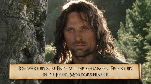 Die besten Zitate aus Der Herr der Ringe: Die bekanntesten ...