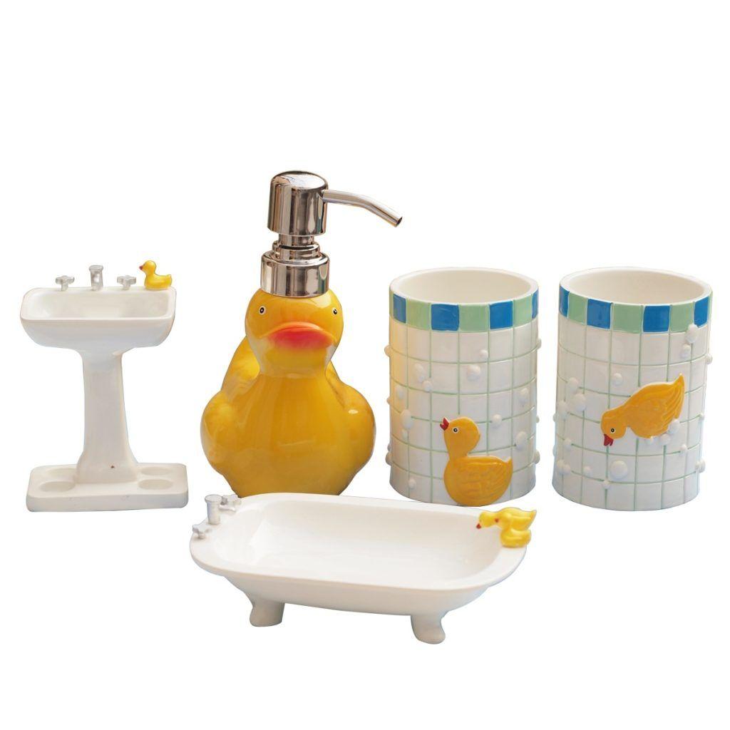 Duck Dynasty Bathroom Set