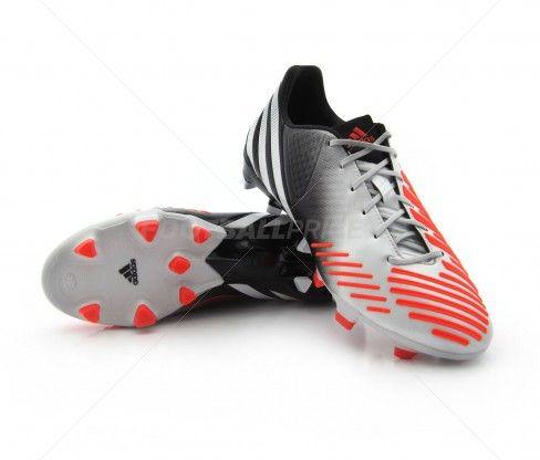Botas de Fútbol Adidas Predator Lethal Zone TRX FG ADULTO | White / Infrared / Black 189,95€ (V20978) #botas #futbol #adidas #soccer #boots #football #footballprice