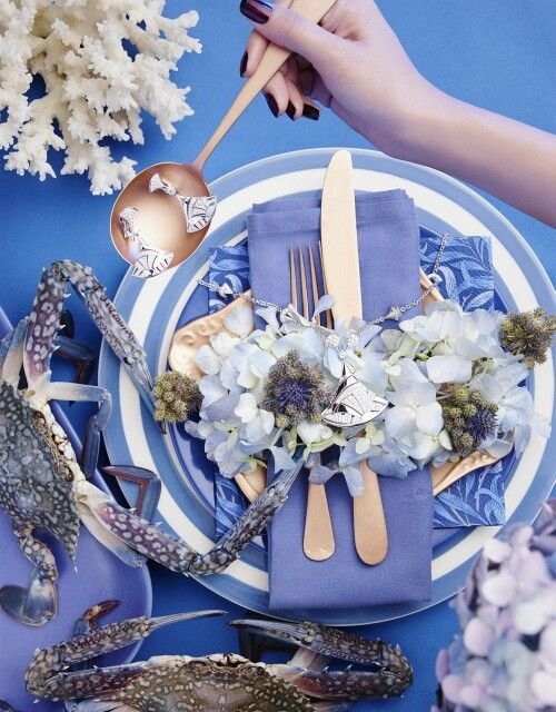 Bvlgari  Accessories  fashion  editorial  in  Dichan  magazine  Thailand  still  life  photography  table  setting