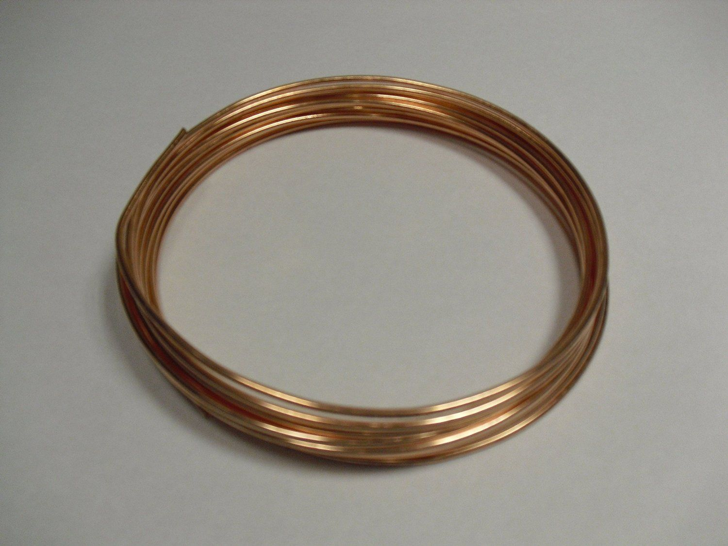 COPPER WIRE BARE UNCOATED UNPLATED 500grams - 8 gauge - 3.25mm ...