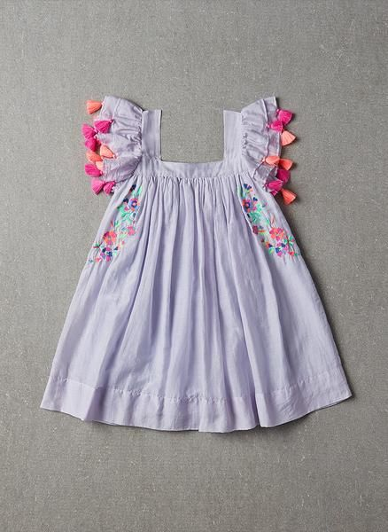 Nellystella Chloe Dress in Periwinkle   Roupas infantil, Vestidos de ... 8bb7823015