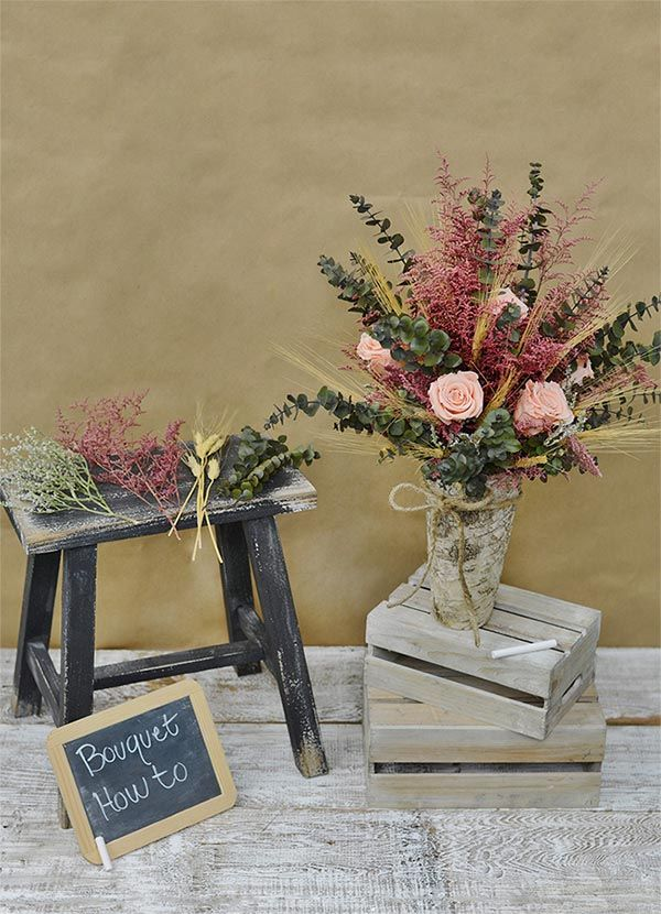 DIY Dried Flower Arrangements | Garden | Pinterest | Dried flower ...