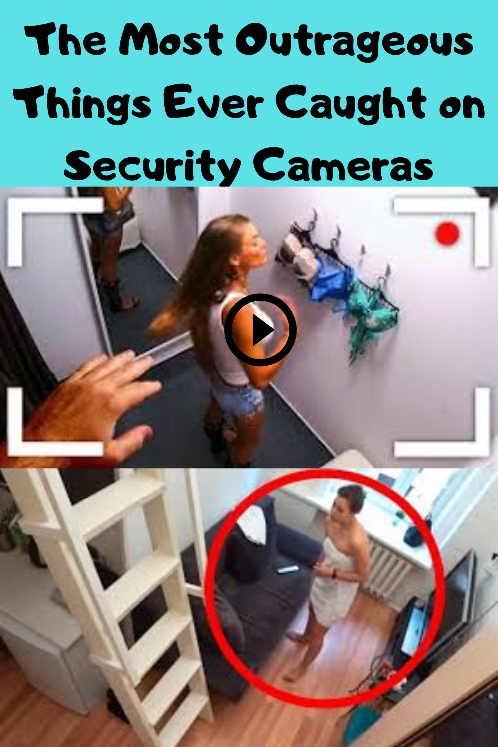 "A few years ago, my husband and I purchased one of those fancy security cameras for our apartment before leaving on vacation. Our landlords at the time were a little sketchy and had a habit of ""dropping in"" unannounced, so we figured, hey — better safe than sorry 