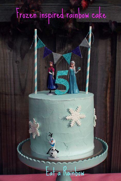 Elsa Cake Toppers Melbourne