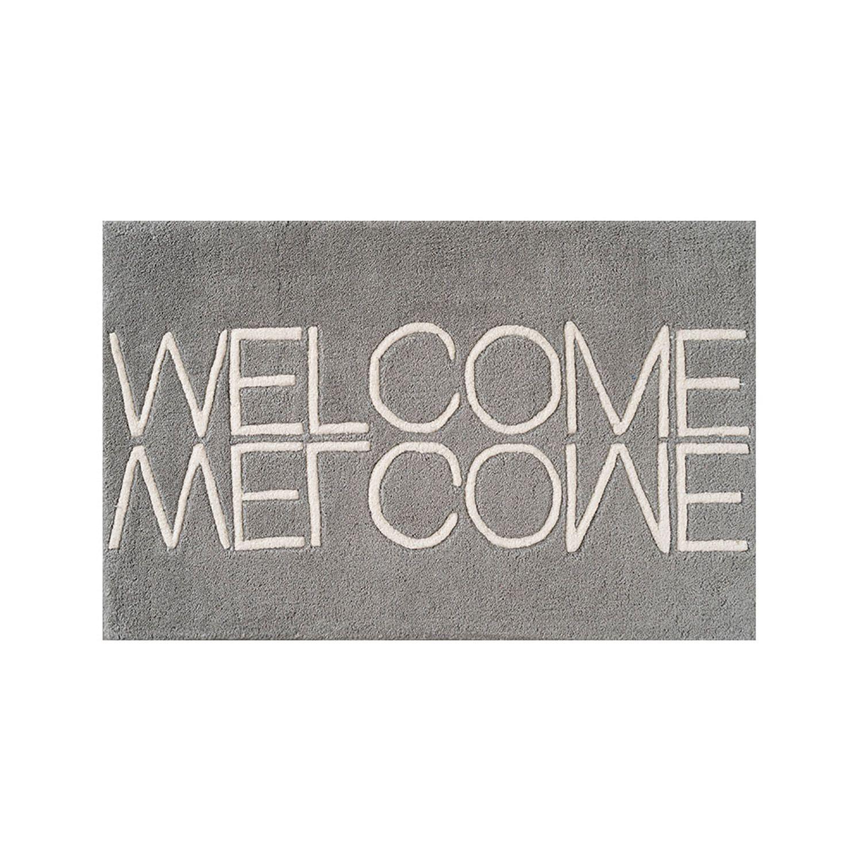 Welcome dörrmatta från Linie Design. En dörrmatta som hälsar dig välkommen.  Med text från 7843f7bc1a09c