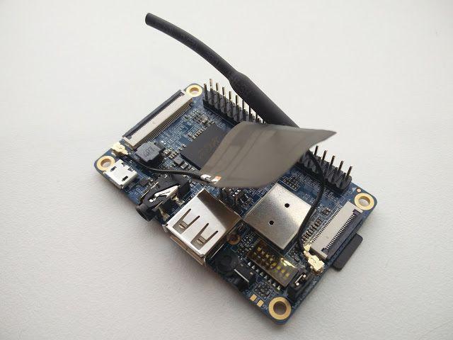 Green Terminal: Setting Up Orange Pi 2G - IOT - OS