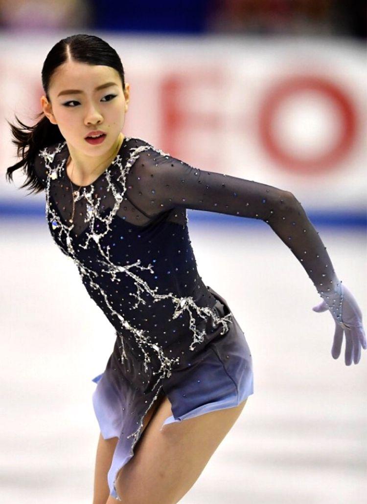 Rika Kihira 紀平梨花⛸ | Figure Skating | フィギュアスケート ...