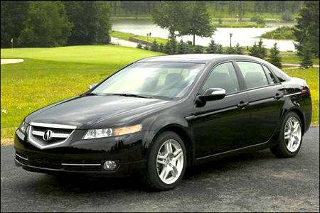 Acura TL I Used To Lease These So I Had In A Row Cars - 2006 acura tl black rims