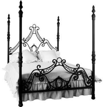 Gothic Bed Frame Google Search Four Poster Bed Four Poster