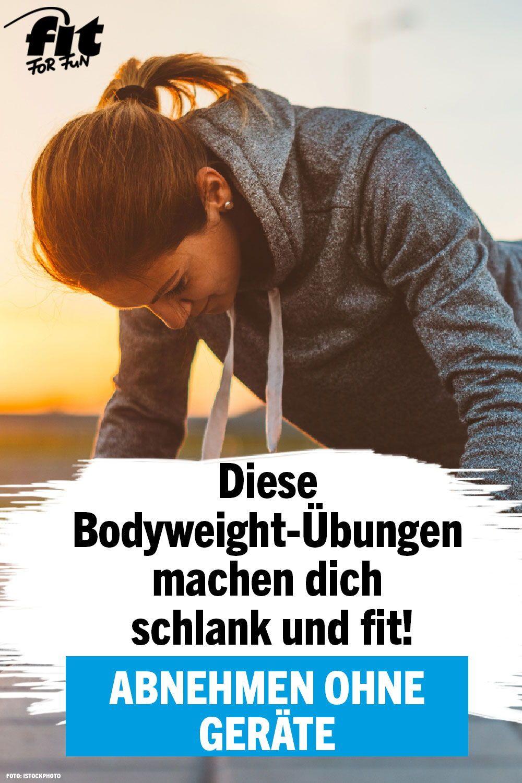 Übungen, um Gewicht zu verlieren und Ihr Gesäß zu straffen