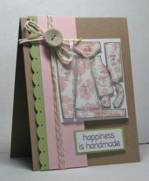 best of my 2 favorite hobbies! | Creative cards, Scrapbook ...