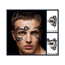 Image result for eye designs adult face paint