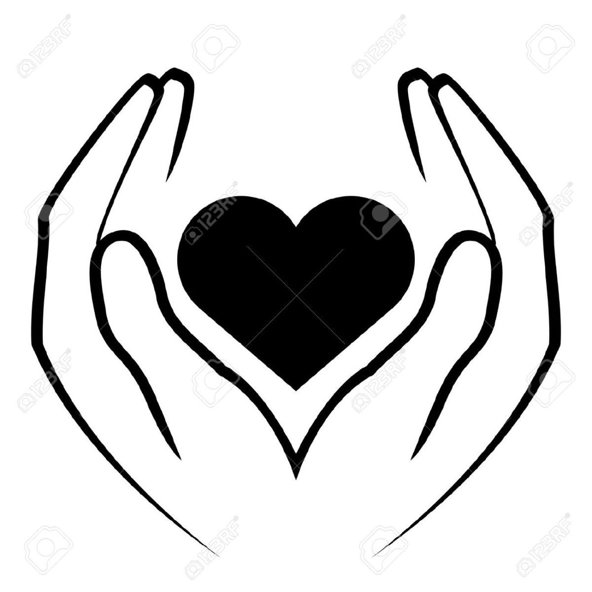 God S Love Will Change The World Maos Orando Desenhos Da Paz E Maos