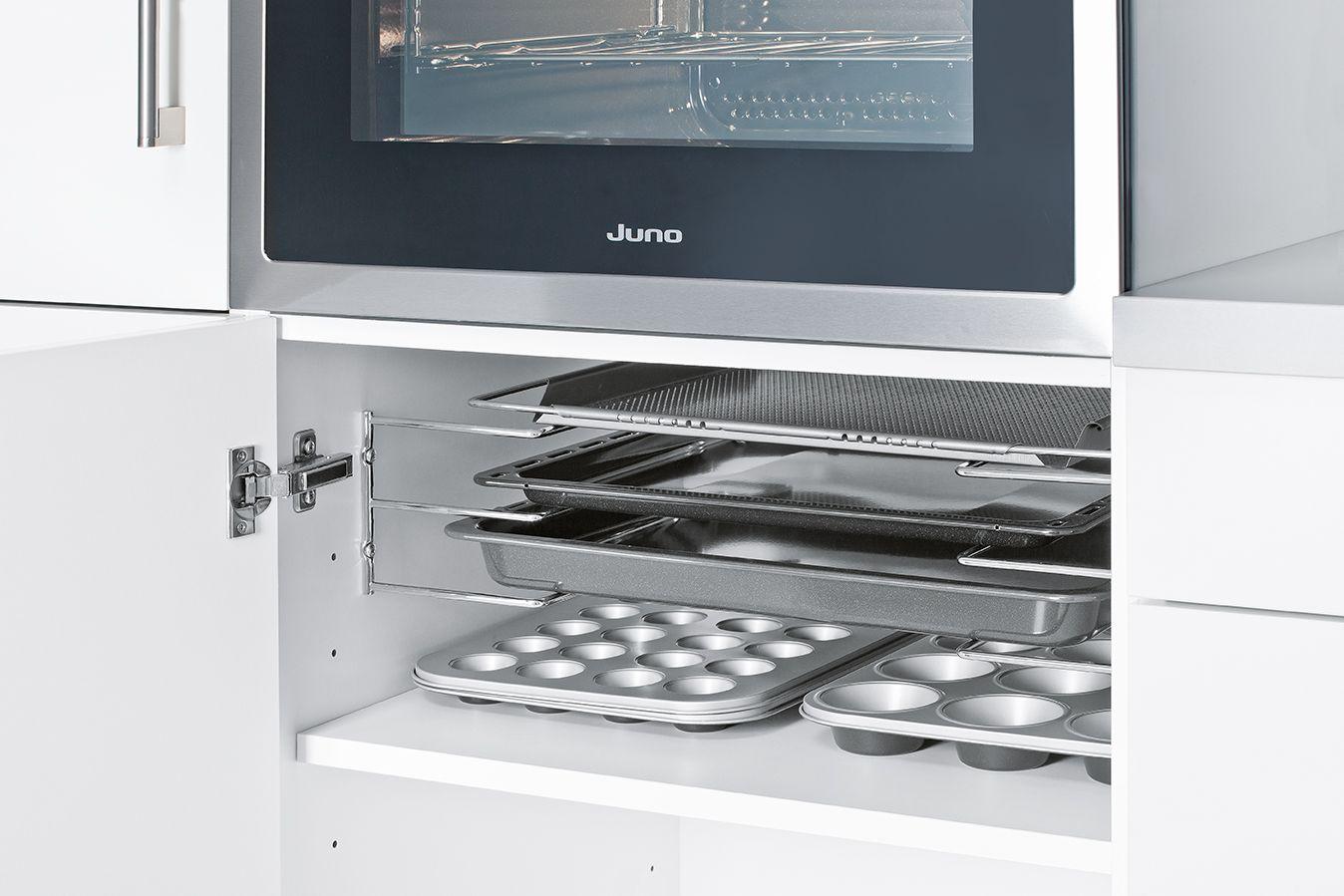 Kitchen Storage Ideas Schuller Baking Tray Holder Best Way To Store Baking Trays Under Oven Emulate The Kitchen Storage Solutions Kitchen Storage Kitchen