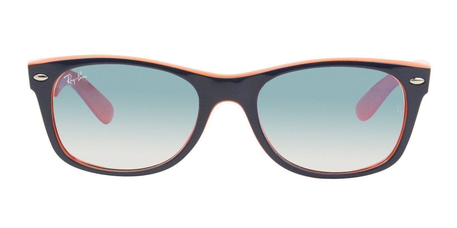 98967c795c Ray Ban - New Wayfarer Blue - Blue sunglasses– Designer Eyes
