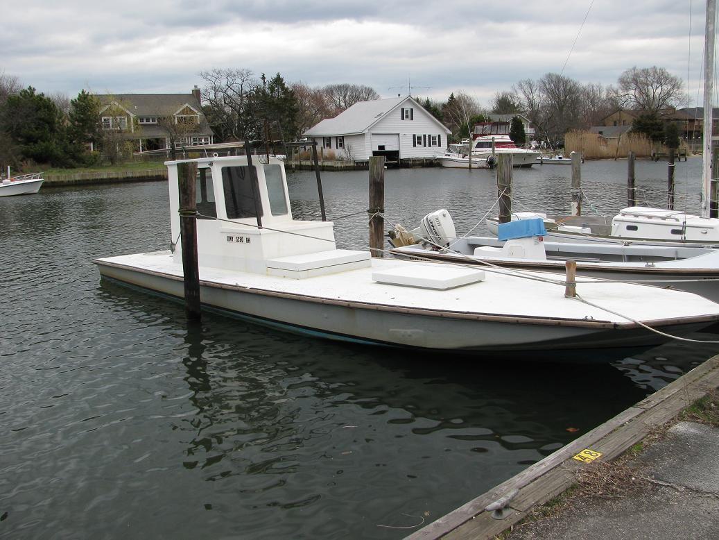 Clam Skiff Google Search Boat Long Island Ny Babylon