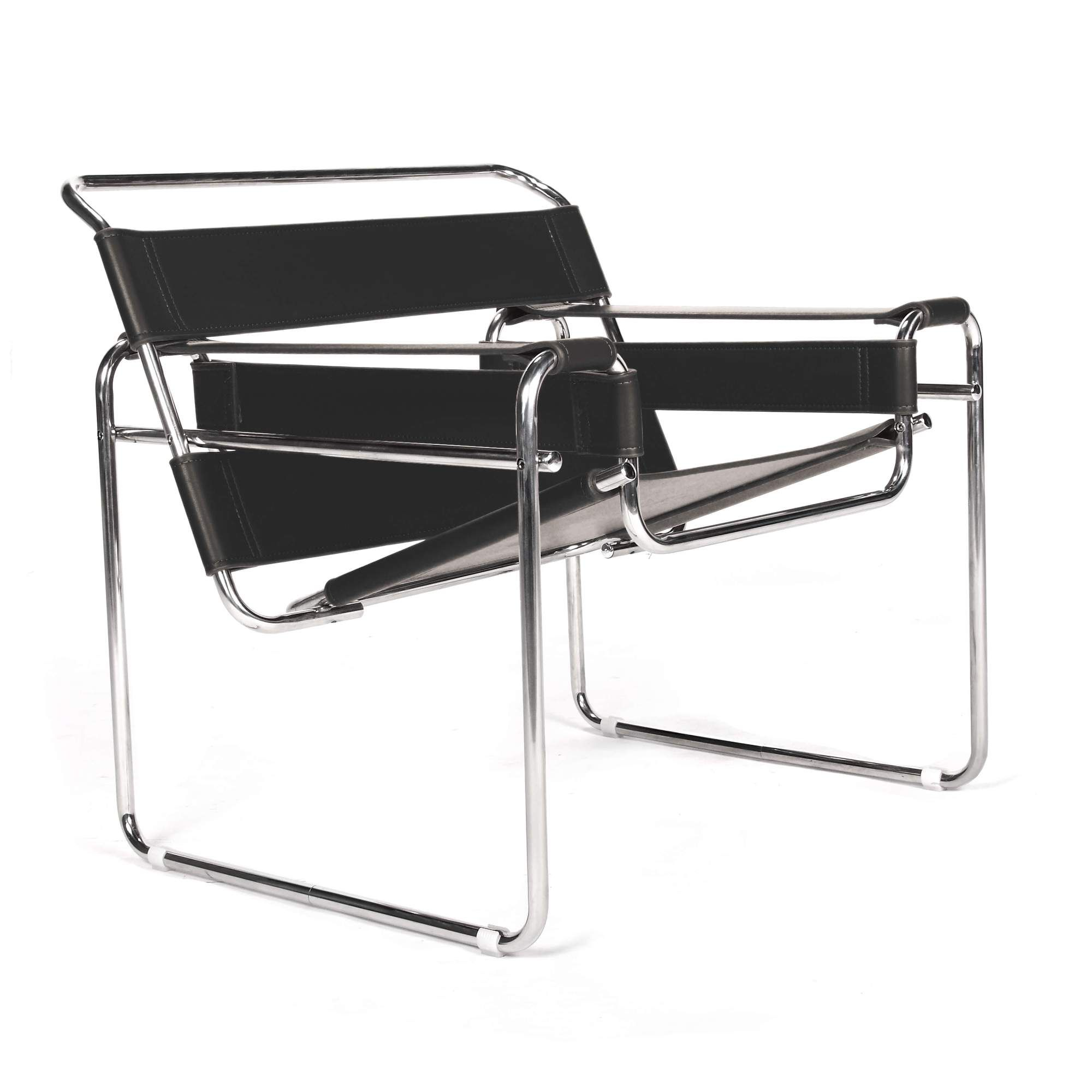 Wassily Chair Chrome Frame Wassily Chair Chair Design Wooden Chair