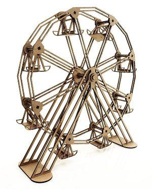 28mm Scale Ferris Wheel