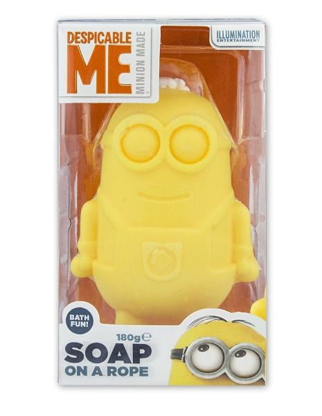 Un savon Minion