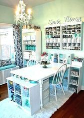 Photo of craft room 1 cabinets ikea ideas check out this pegboard storage wall modern  cr…