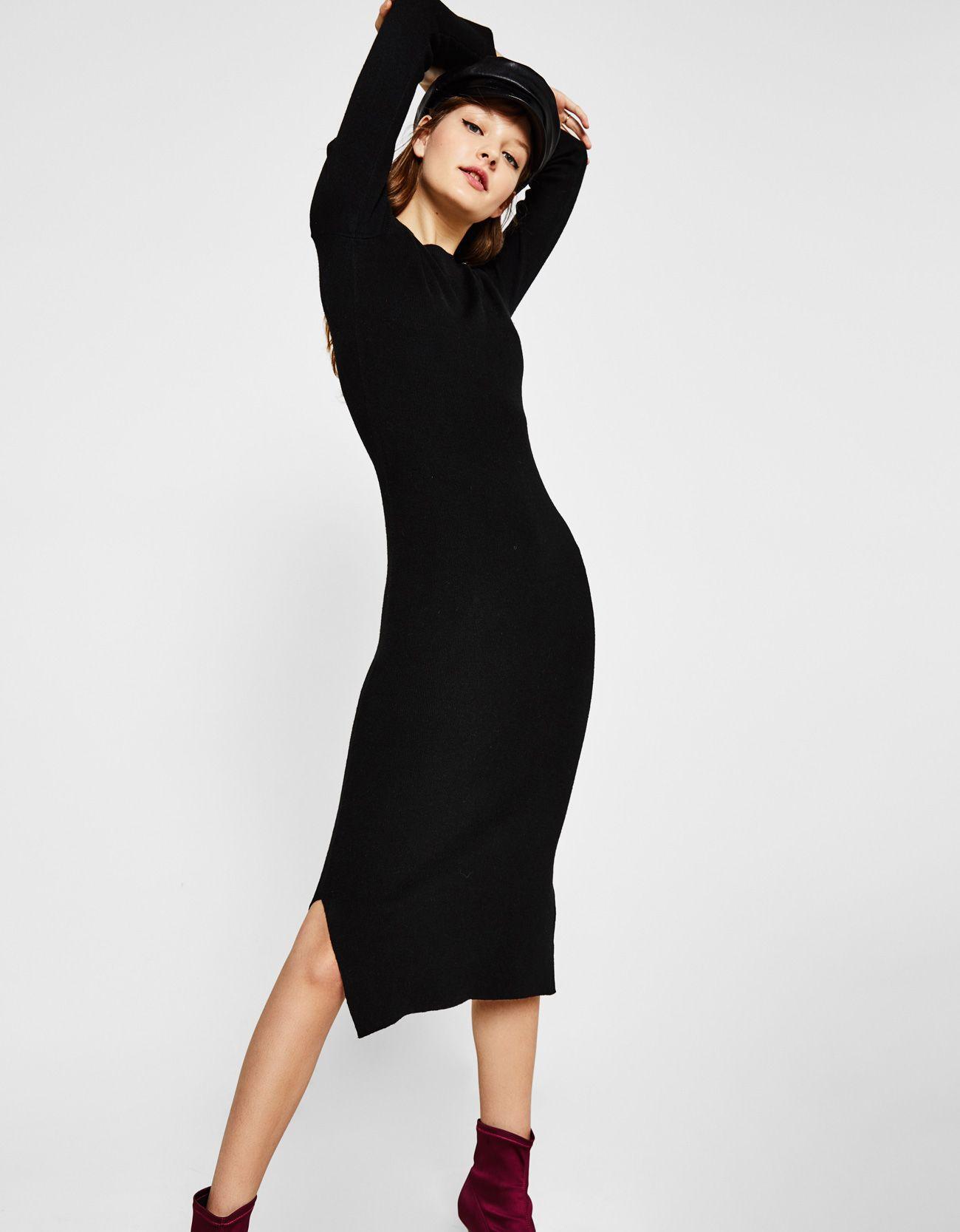 3934507df01 Fitted midi dress
