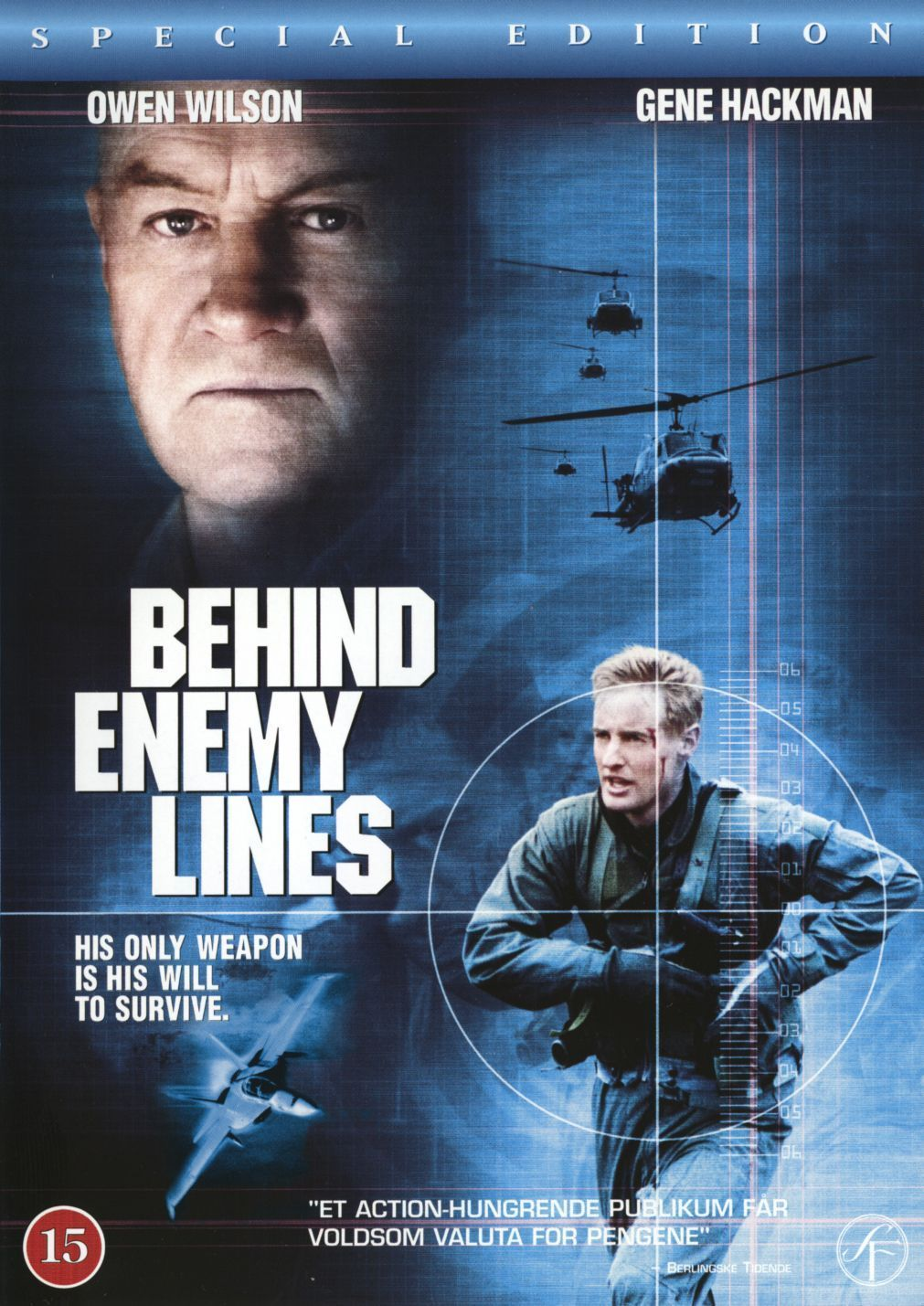 Behind Enemy Lines Movie | Behind Enemy Lines (2001 ...