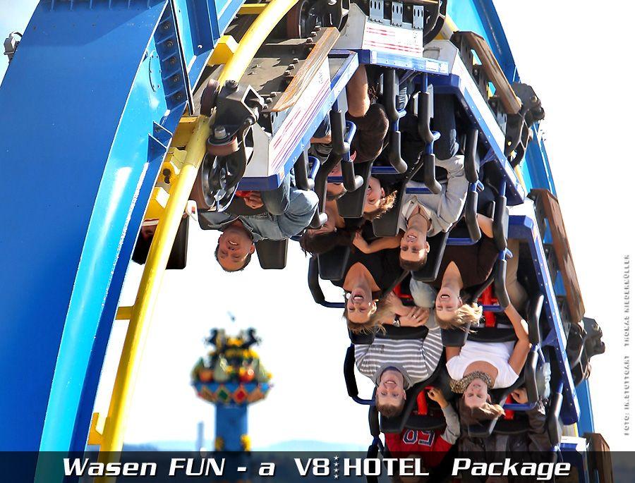 The Wasen Fun Package / Das Arrangement Wasen Spass - V8 Hotel