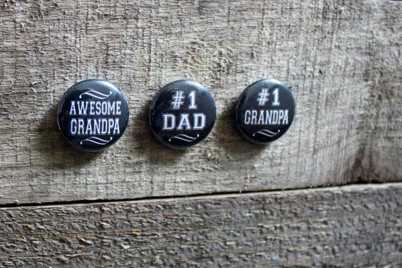 Fridge Magnets Ceramic Magnets Gift For Day Black And White 1 Inch Magnets Father 39 S Day Gift Round Magnets