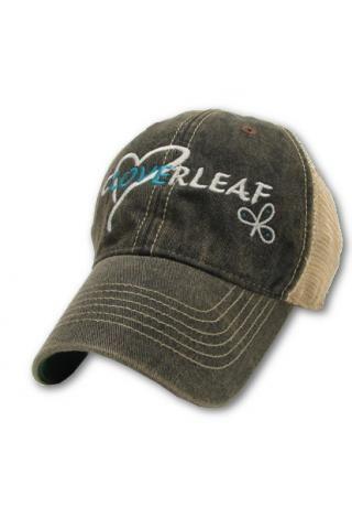cd373165344 Women s Hats and Caps Cowboy Hooey Grey Cloverleaf Trucker Heart ...