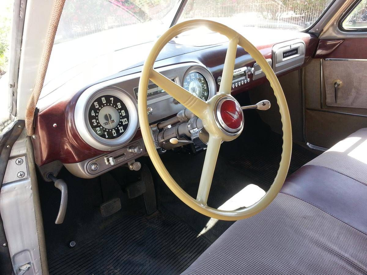 1951 Hudson Pacemaker | Old Rides 6 | Pinterest | Rust free, Sedans ...