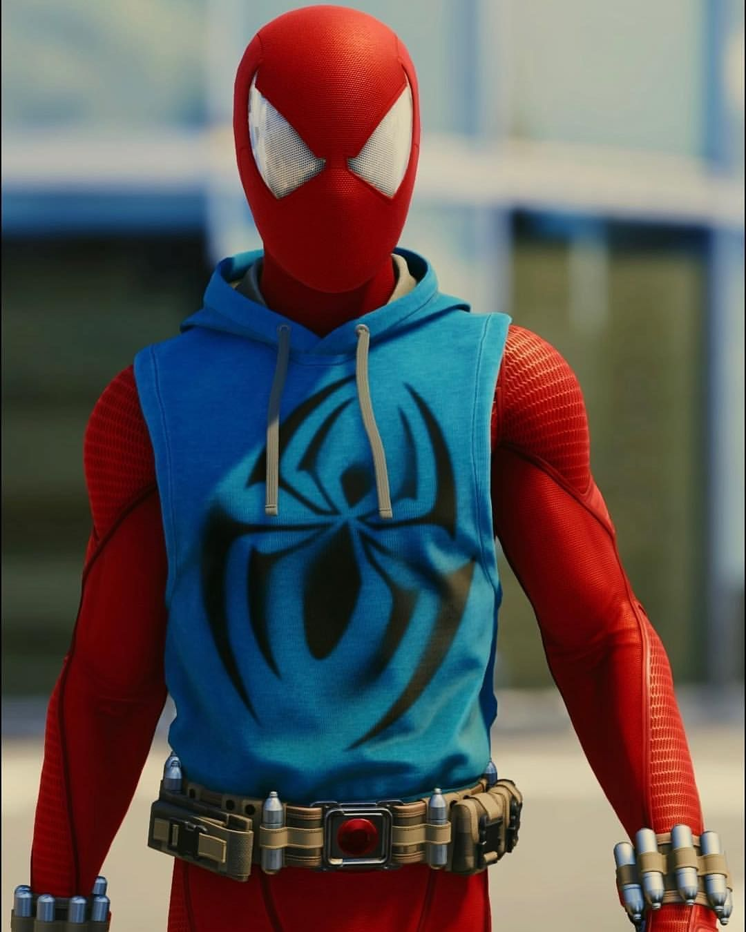 Spidey Suit Series Scarlet Spider Suit Full Size Shots On My