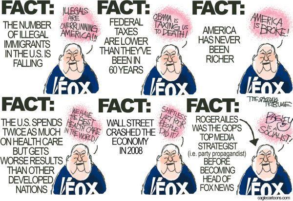 "Facts versus Fox ""News"""