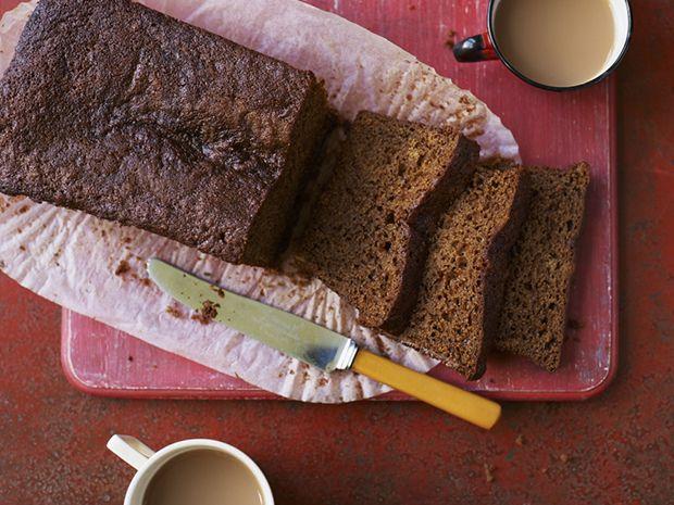 Marmalade Loaf Cake Recipes: Ginger And Marmalade Loaf Cake