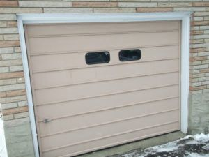 Swing Up Garage Door Weather Stripping
