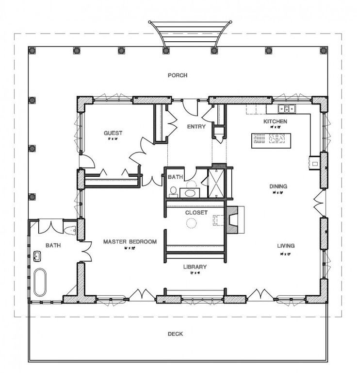 Two Bedroom House Plans For Small Land Floor Plans Two Bedroom House 1 Bedroom House Plans House Plans
