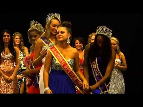 CROWNING CLIP - National Miss Teen 2013 (Nicole Natchus)  Video courtesy of Video Images Online www.videoimagesonline.com