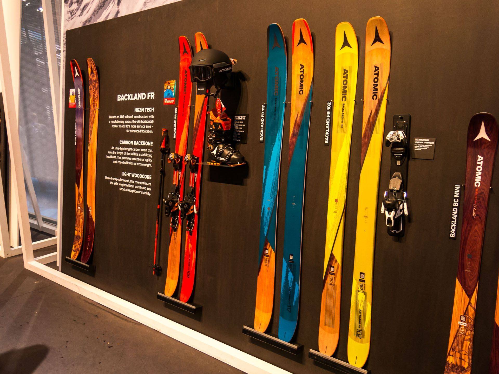 ISPO 2017 - Ski Highlights Teil 2 mit Atomic, K2, Salomon ...