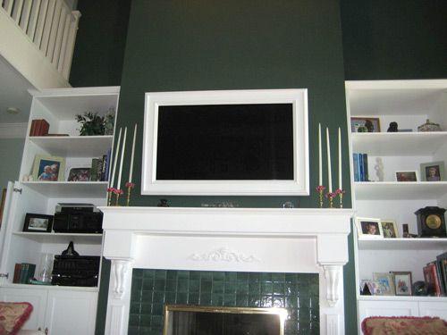 TV Mirror - TV Art Cover - TV frames | Frame My TV | Home ...