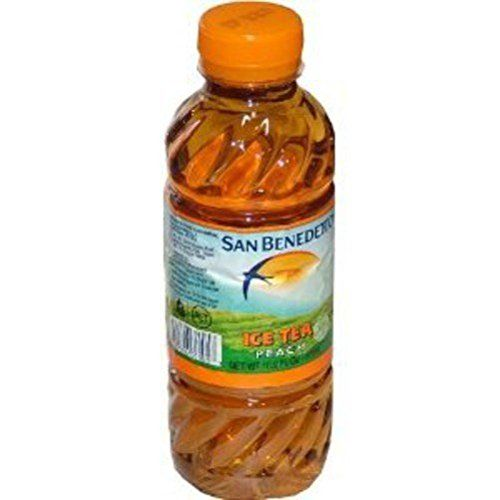 San Benedetto Iced Tea Peach 12 Count See This Great Product Note It S An Affiliate Link To Amazon Peach Tea