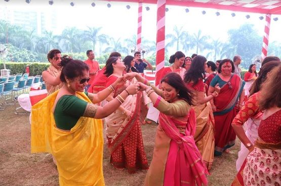 Durga Puja Celebrations at DLF Club5 Come to an End with
