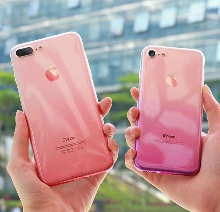 fundas iphone x degradadas