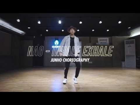 JUNHO Class | Nao - Inhale Exhale | SOULDANCE 쏘울댄스