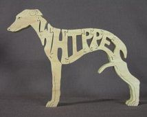 stencil art whippet - Google Search