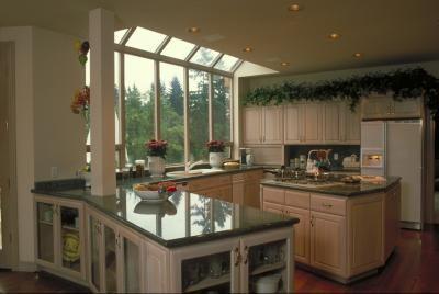Satin Vs Semi Gloss Kitchen Cabinets Hunker Kitchen Layout Gloss Kitchen Cabinets Home Remodeling